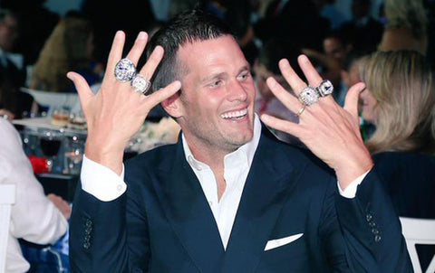 Tom Brady GOAT - Now Has 6 Super Bowl Rings