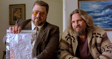 Who is the Dude - The Dude Abides - The Big Lebowski - Chivery