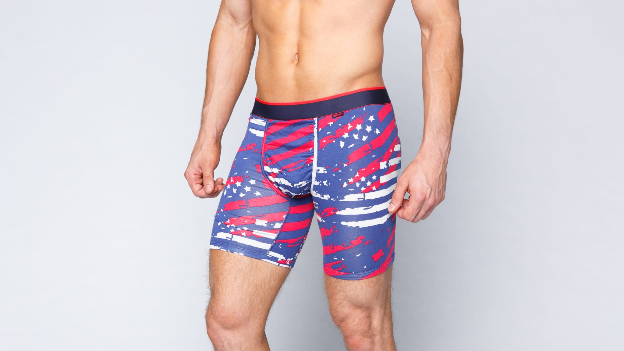 Stars and Stripes BN3TH Boxer Briefs. Double tap to zoom f0937432d
