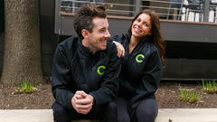 theChive C Puff Jacket