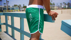 9'' Keep Calm and Chive On Boardshorts