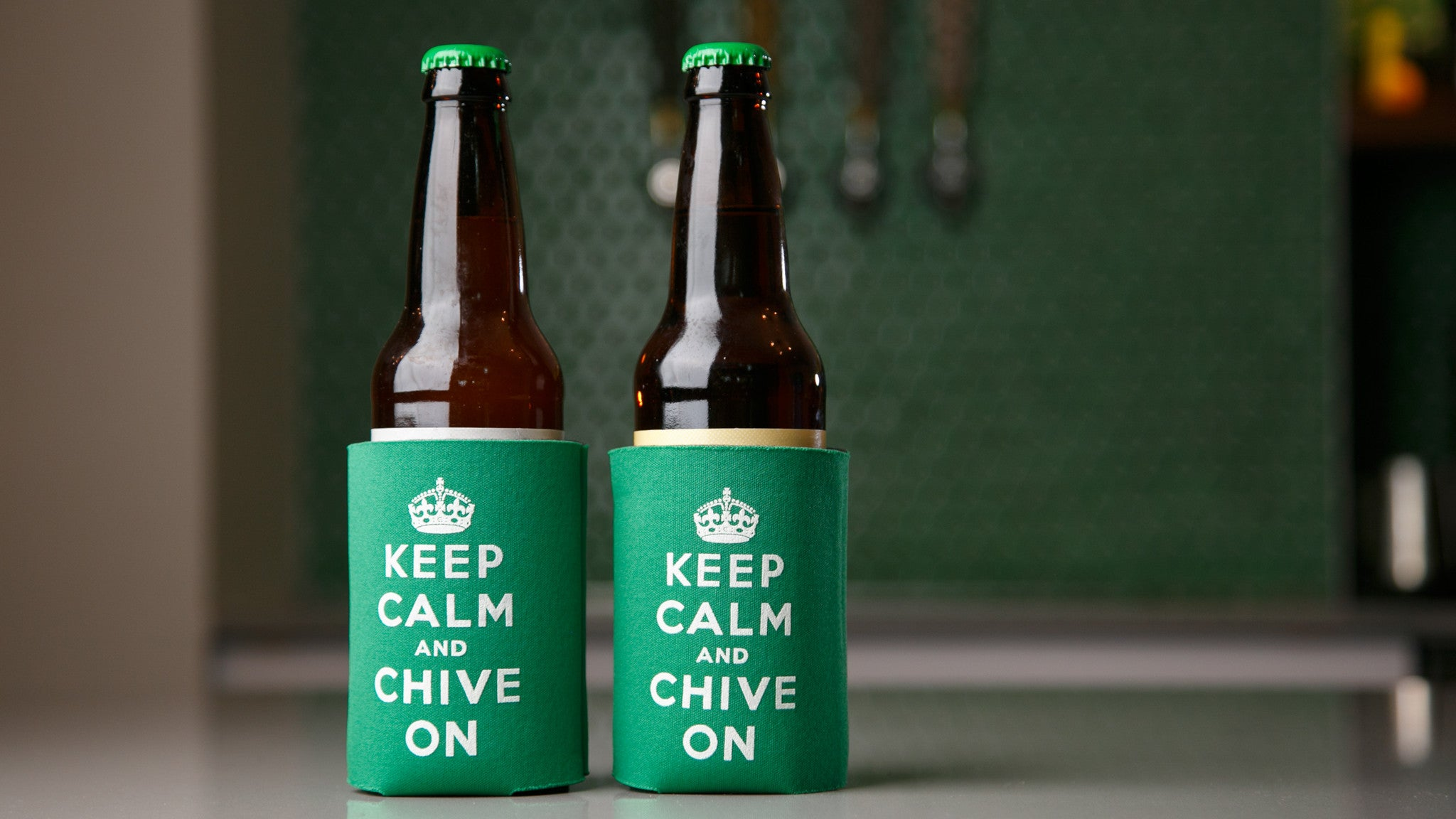 theCHIVE and KCCO Beer Hugger 4 pack – The Chivery