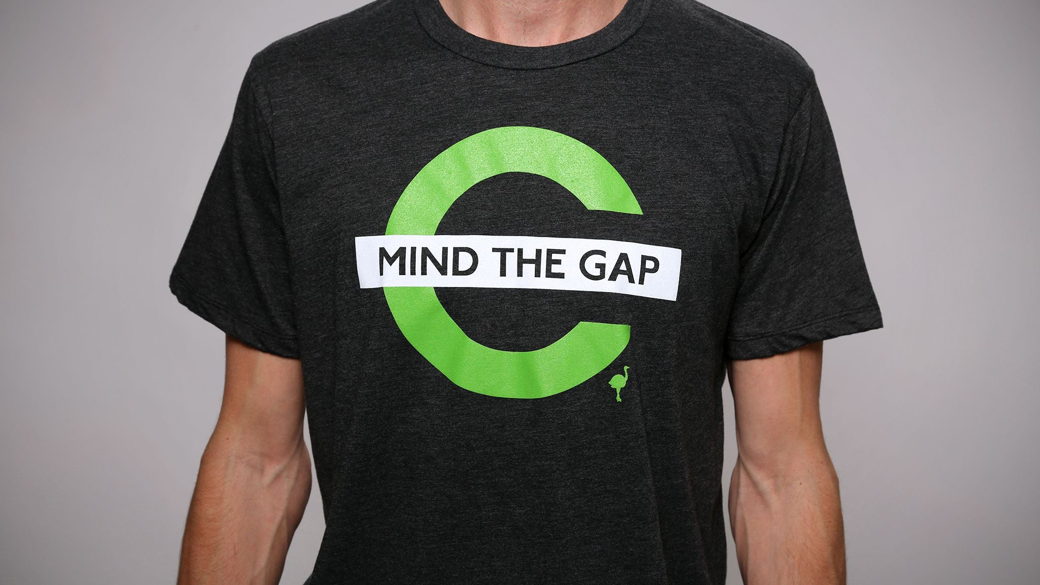 Mind the gap nice great gift imagination funny T shirt special event tee