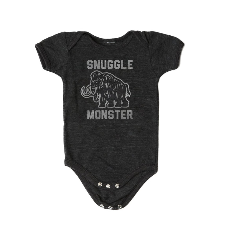 a04c64063 Snuggle Monster Bodysuit. Double tap to zoom