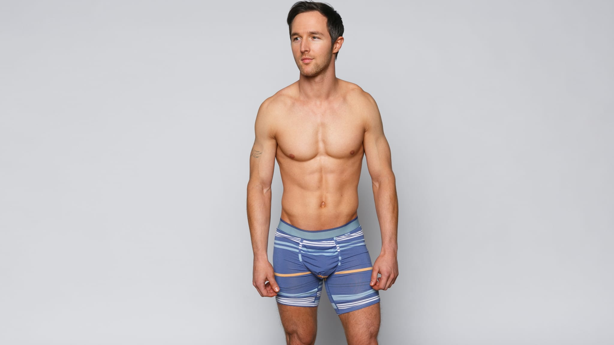 Blue Stripe BN3TH Boxer Briefs. Double tap to zoom 748af744d
