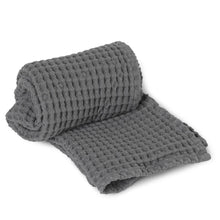 Ferm Living Organic Hand Towel - Grey