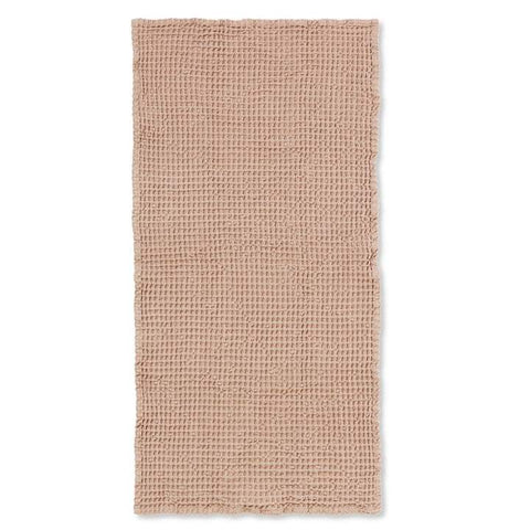 Ferm Living Organic Bath Towel - Dusty Rose