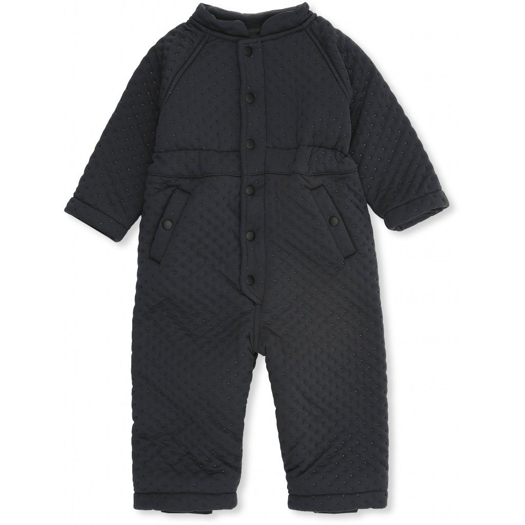 Konges Slojd Thermo Onesie - Navy | Soren's House