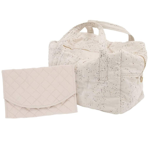 Konges Slojd Quilted Mummy Bag - Etoile