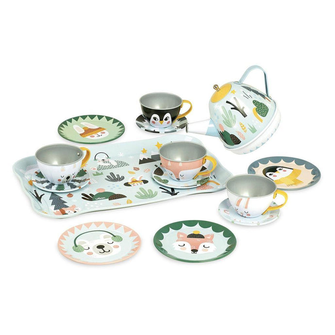 Vilac Musical Tea Set By Michelle Carlslund