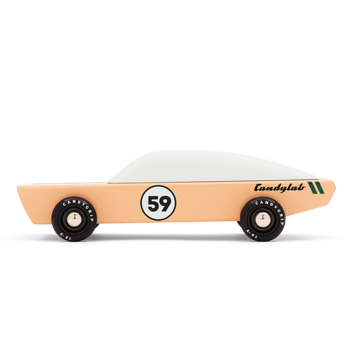 Candylab - 'The Ace' Wooden Toy Car