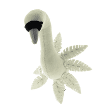 Fiona Walker Swan With Feathers Felt Animal Wall Head - Mini