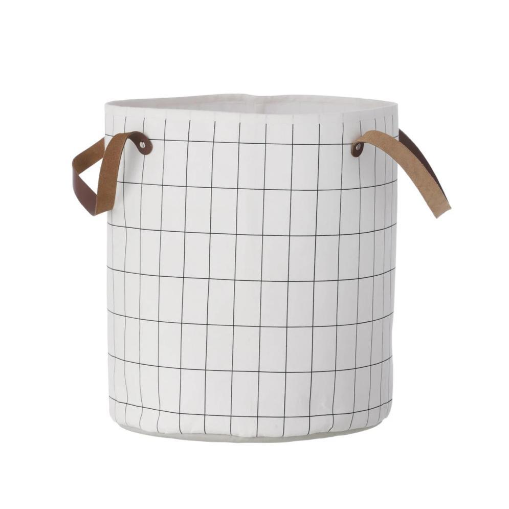 Ferm Living Grid Storage Basket - Medium
