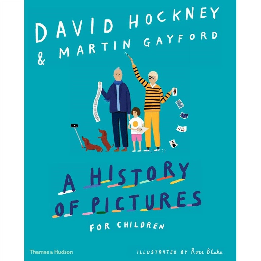A History of Pictures For Children - Children's Picture Book
