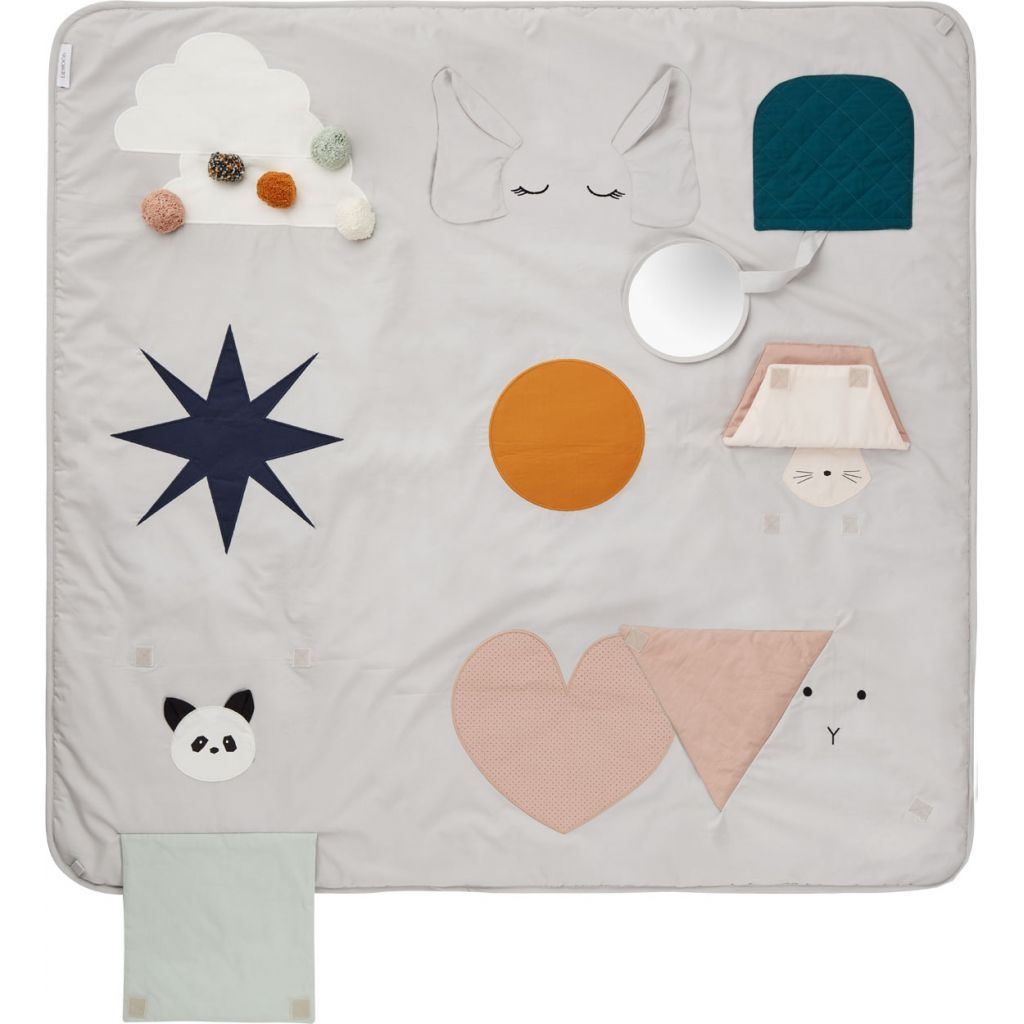Liewood Organic Maude Baby Activity Blanket & Play Mat