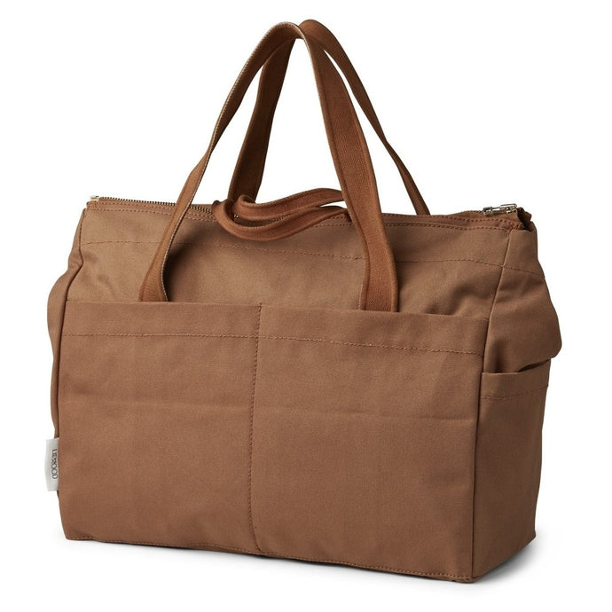 Liewood Melvin Organic Changing Bag - Terracotta