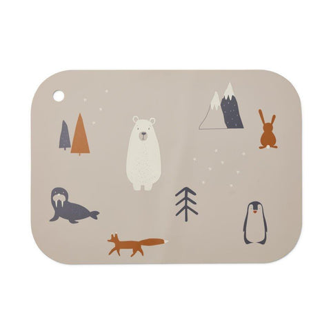 Liewood Feodor Placemat - Arctic Mix