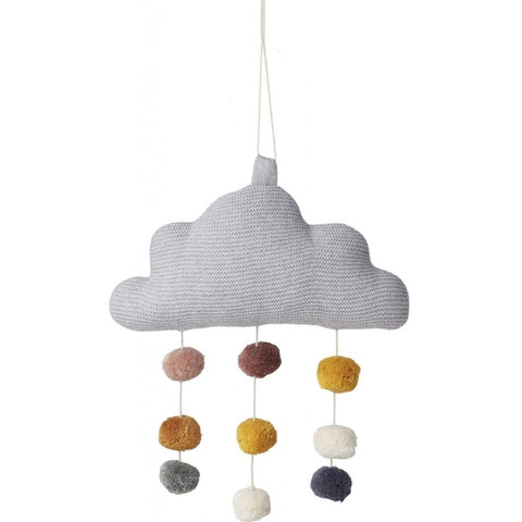Liewood Mimi Cloud Mobile - Grey Melange