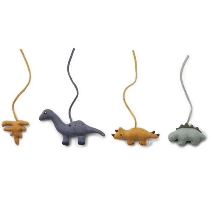 Liewood Gio Playgym Accessories - Dino Mix