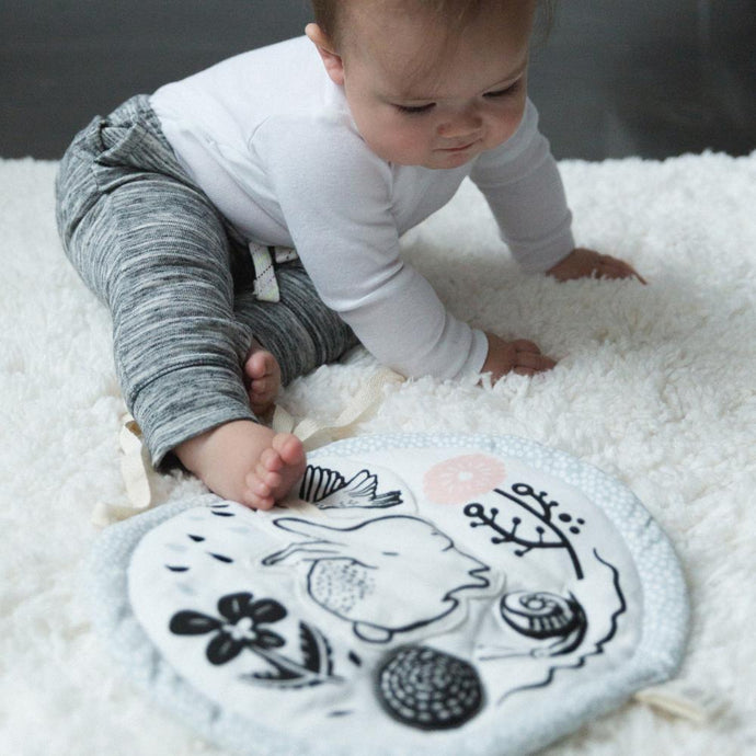 Wee Gallery Organic Baby Activity Mat - Meadow | Soren's House