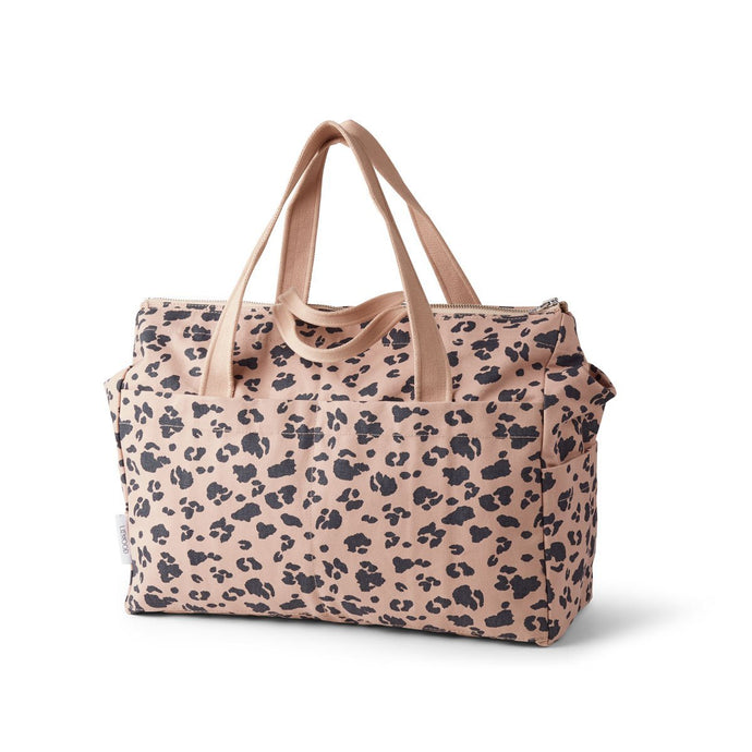Liewood Melvin Organic Changing Bag - Leo Rose