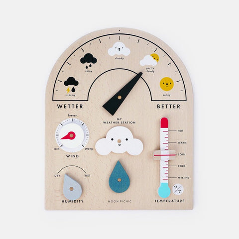 My Weather Station by Moon Picnic | Soren's House