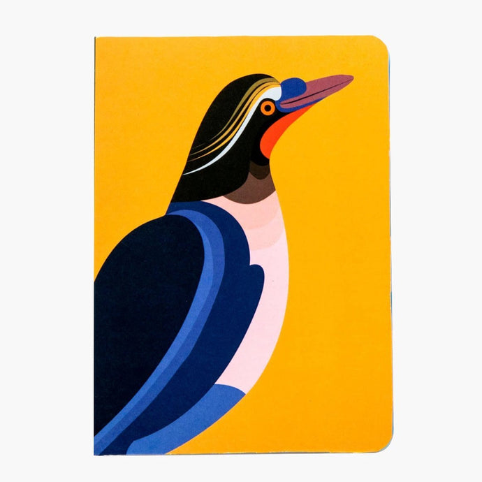 Studio Roof A5 Notebook - Paradise Bird Flores