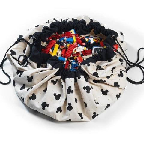 Mickey Mouse Play & Go Toy Storage Bag & Playmat | Soren's House