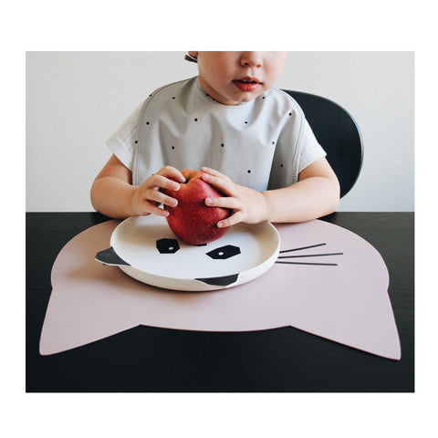 Liewood Aura Placemat - Cat Rose | Children's Placemats