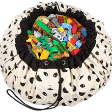 Play & Go Toy Storage Bag & Playmat - Panda by Eef Lillemor