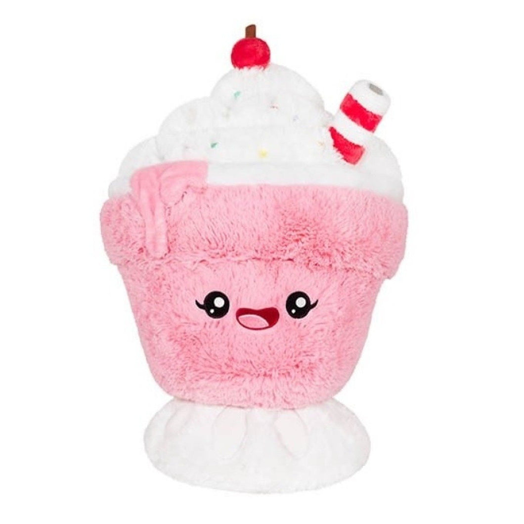 Squishable - Mini - Strawberry Milkshake