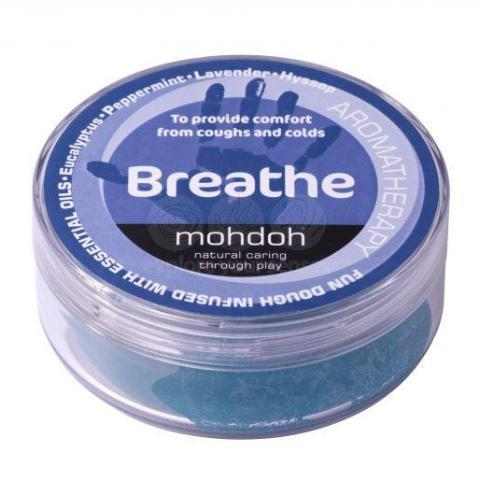 MohDoh Kids Aromatherapy Play Dough - Blue 'Breathe'