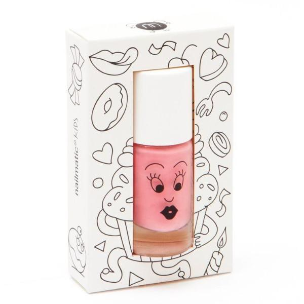 Nailmatic Wash Off Nail Varnish - Cookie (Pink)