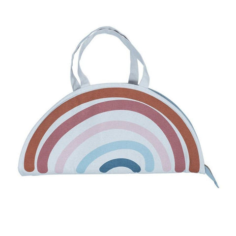 Fabelab Organic Cotton Play Purse - Rainbow