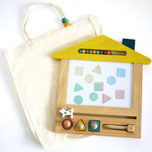 Kiko & GG Oekaki House (Dog) - Magical Drawing Board