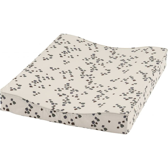 Konges Slojd Organic Changing Cushion - Mulberry