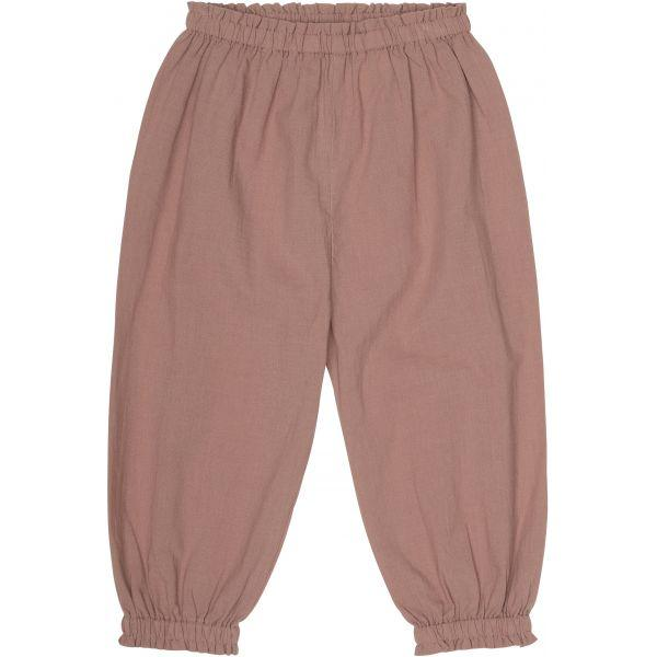 Konges Slojd Uma Pants - Plum | Soren's House