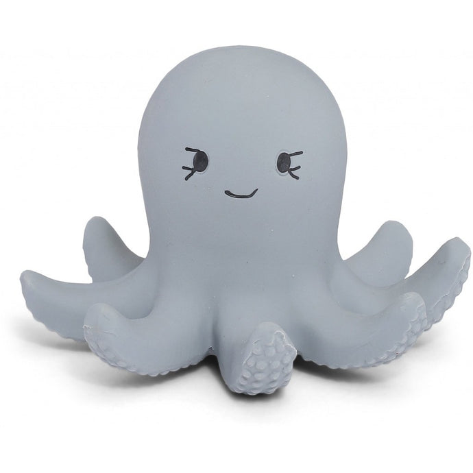 Konges Slojd Natural Rubber Teether - Octopus