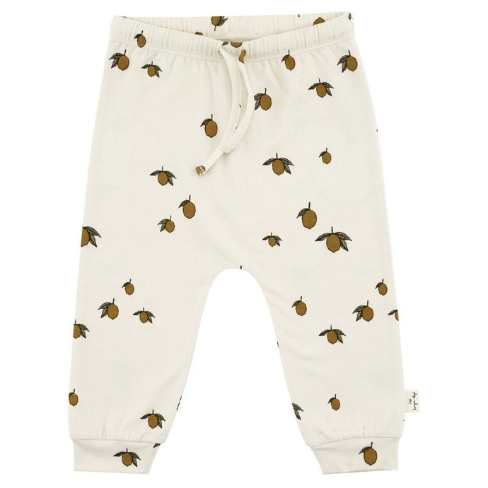 Konges Slojd Organic Pants - Lemon
