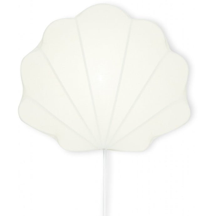 Konges Slojd Fabric Clam Lamp - Mint