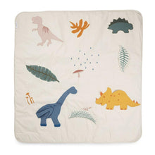 Liewood Organic Glenn Baby Activity Blanket & Play Mat - Dino Mix