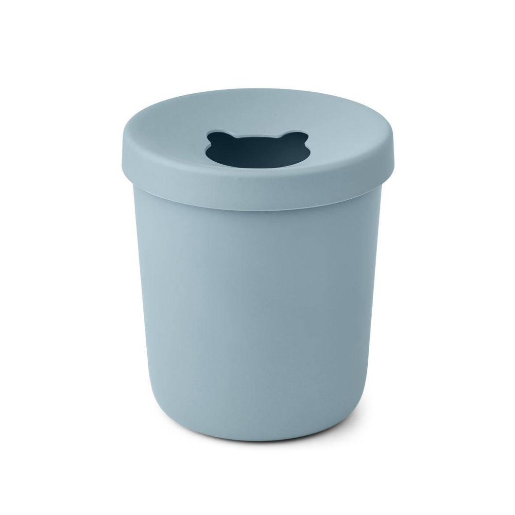 Liewood Evelina Rubbish Bin - Sea Blue