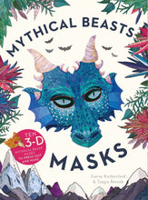 Mythical Beasts Masks: Ten 3D Beast Masks To Make