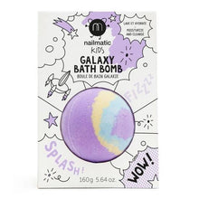 Nailmatic Kids Bath Bomb - Pulsar