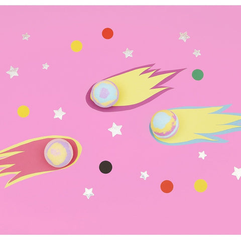 Nailmatic Kids Bath Bomb - Supernova