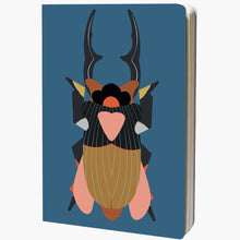 Studio Roof A4 Sketch Book - Giant Stag Beetle