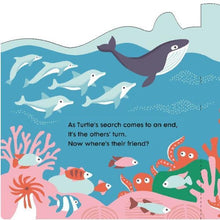 Into The Ocean - Children's Board Book | Soren's House