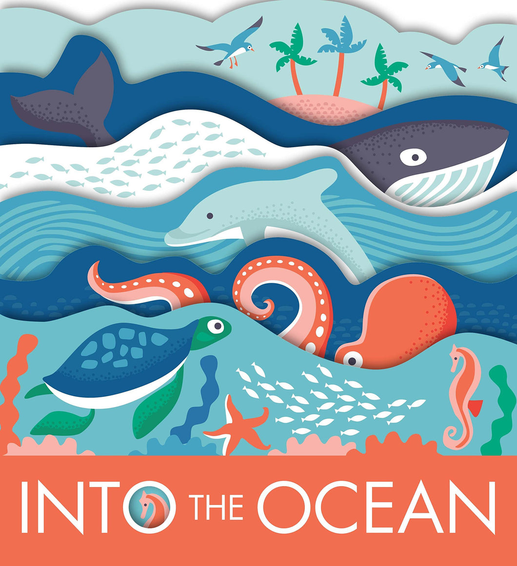 Into The Ocean - Children's Board Book