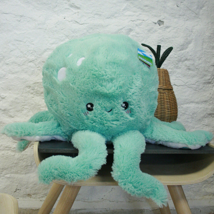 Squishable - Large - Mint Octopus
