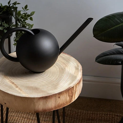 Ferm Living Orb Watering Can - Black